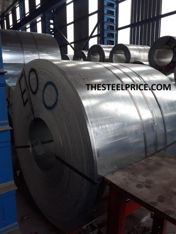 Turkish galvanized steel price